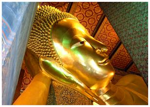 Photo: Giant Reclining Buddha