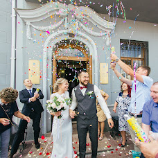 Wedding photographer Evgeniya Afanaseva (Gemini6). Photo of 02.09.2018