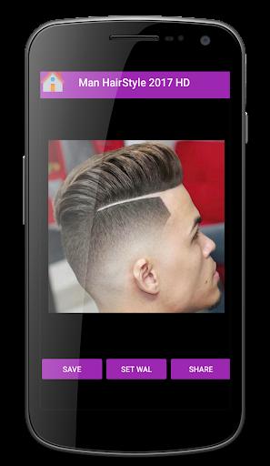 Man Hairstyles 2017 HD 1.0 screenshots 5