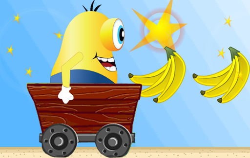 Minion Trolley Banana