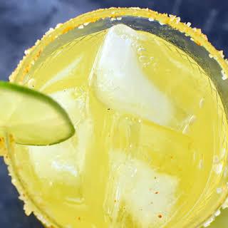 Spicy Turmeric Margarita.