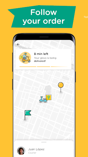 Glovo: Order Anything. Food Delivery and Much More screenshots 5