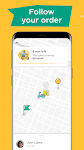 screenshot of Glovo: Order Anything. Food Delivery and Much More
