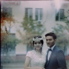 Wedding photographer Gaukhar Ibraimova (papapia). Photo of 14.11.2016