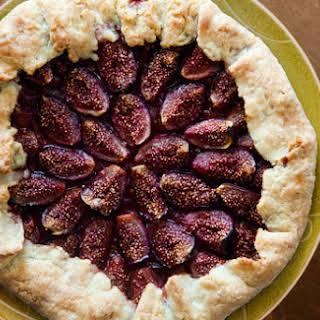 Fig Galette.