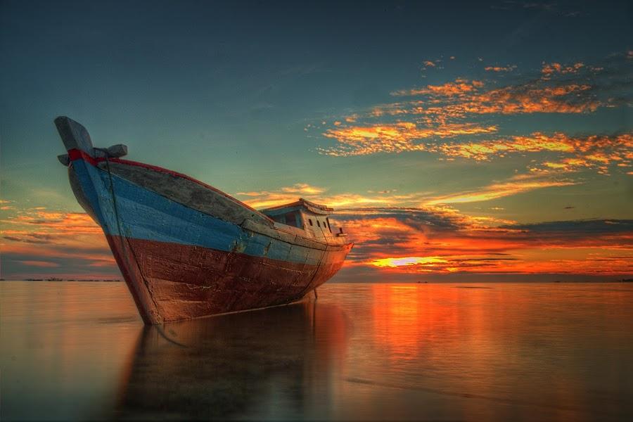 .: One Day :. by Heri Erwanto - Transportation Boats ( trucks, cars, transportation, hot rods )