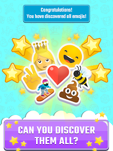 Match The Emoji - Combine and Discover new Emojis!- screenshot thumbnail