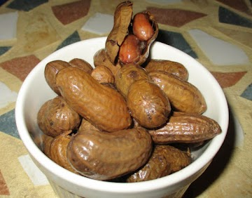 Southern Boiled Peanuts Recipe