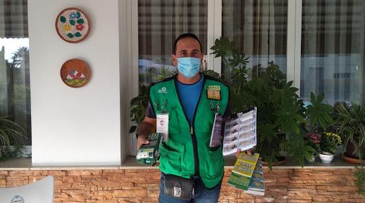 Un vecino de Antas gana el Sueldazo de la ONCE: 2.000€ al mes durante 10 años