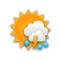 원기날씨 - 미세먼지, 날씨, 기상청 icon