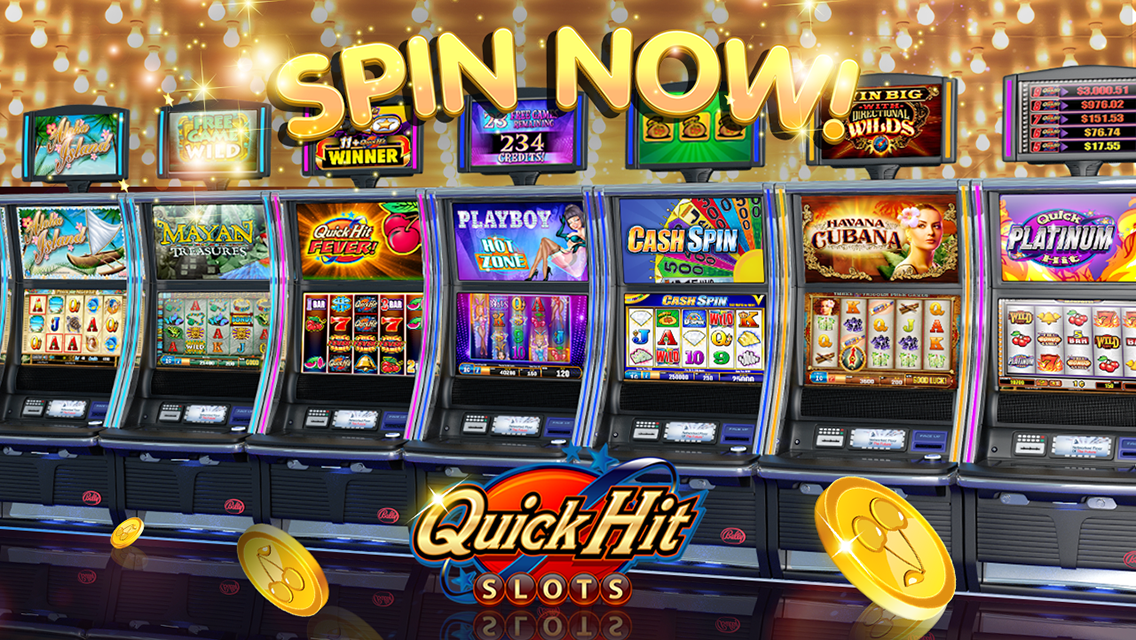 Quick Hit Slots Online