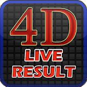 Live 4D Result