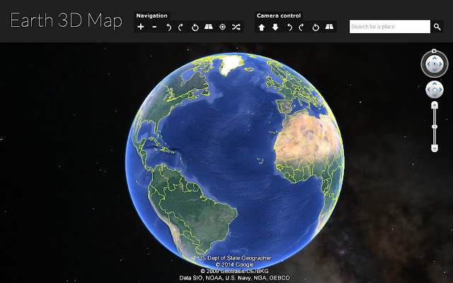 Earth map Chrome Web Store – Earth Map Images