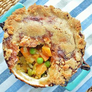 Vegetable Pot Pie GF SCD