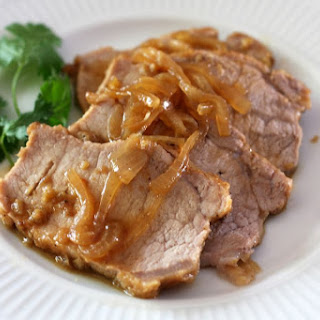 Orange Braised Pork Loin Recipe