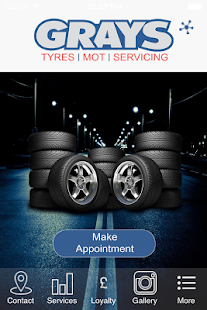 Grays Tyre Services- screenshot thumbnail