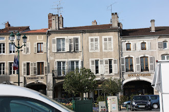 Photo: Day 22 - Town of Pont a Mousson