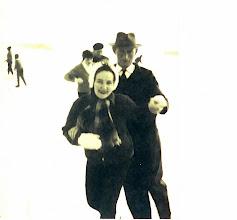 Photo: Jannie en Jan Versteeg
