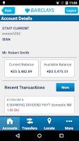 Screenshot of Barclays Kenya
