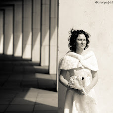 Wedding photographer Nadezhda Semencova (nadin-photo). Photo of 04.02.2013