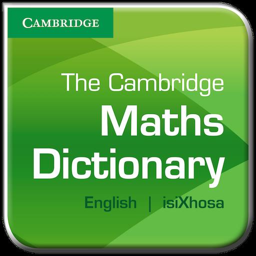 Maths Dictionary(Xhosa)