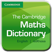 Maths Dictionary(Xhosa)