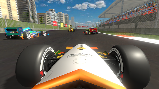 Formula Car Challenge - screenshot