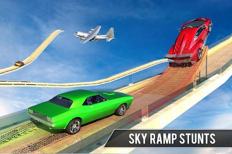 Download Ramp Car Stunt Games: Impossible stunt car games For PC Windows and Mac apk screenshot 3