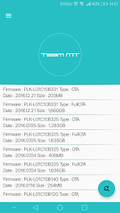 Firmware Finder for Huawei 9.7