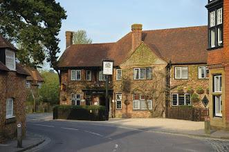 Photo: The Montagu Arms