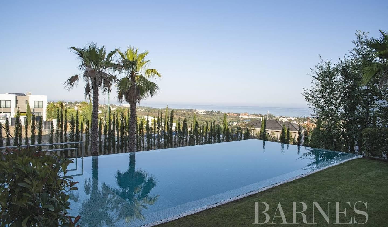 Villa with garden and terrace Benahavís