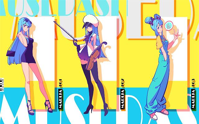 Muse Dash Themes & New Tab