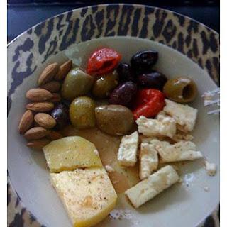 Marinated Feta Cheese