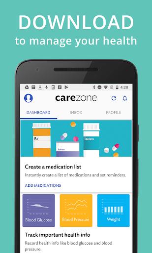 CareZone 9.0.0.1 (flagship) screenshots 5
