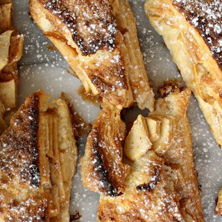 Apple Pie Scones.
