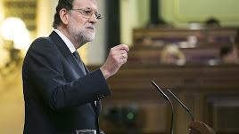 El presidente del Gobierno ha salido a defender a Cristina Cifuentes.