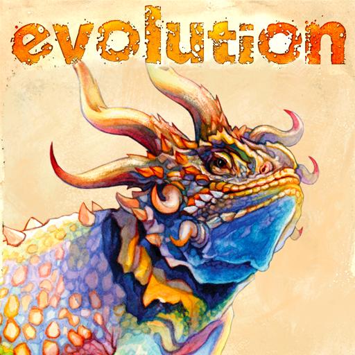 Evolution Board Game Icon