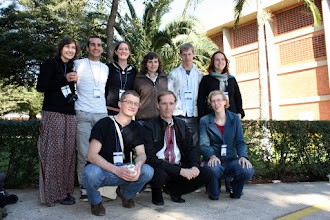 Photo: youth delegates 2009 from Europe