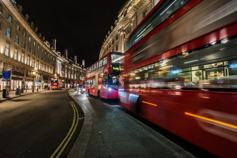 Regent Street - London di AlbertoParmaPhoto
