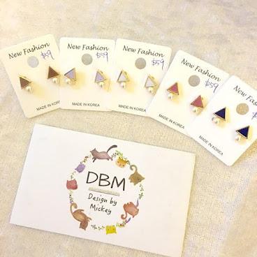 🇰🇷珍珠系列🇰🇷 飾物 耳環 多色,有現貨 現售$59,買滿$100以上包郵‼️ Made in Korea ♥️ 有興趣可以上Facebook page:DBM 日韓連線