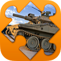 Military Tank Jigsaw Puzzles icon