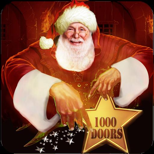 Can You Escape this 1000 Doors - Christmas Santa