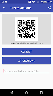 QR Scanner Screenshot