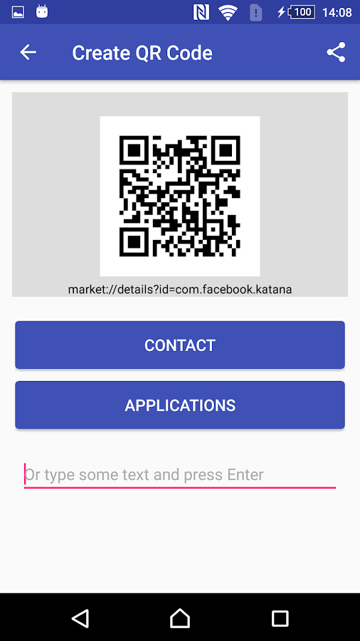 free qr code scanner barcode scanner android apps on google play. Black Bedroom Furniture Sets. Home Design Ideas