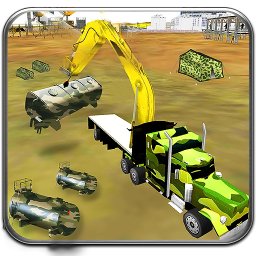 Army Transport Truck TrainCamp file APK Free for PC, smart TV Download