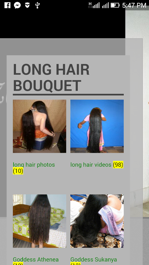Indianrapunzels Longhair Video- screenshot
