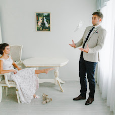 Wedding photographer Anastasiya Gusarova (Effy). Photo of 12.03.2018