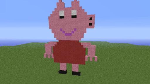 Pig Adventure Minecraft Wallpp
