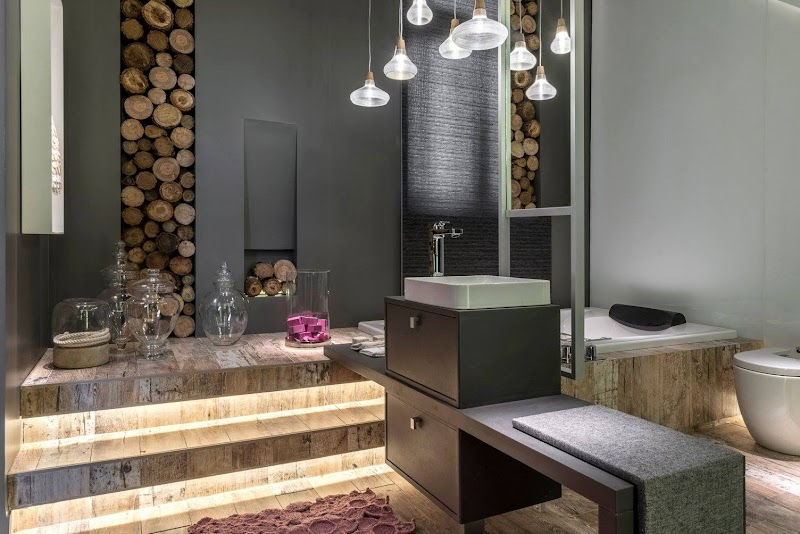 Casa FOA 2016: Sala de Baño de Mujer - Diana & Eliana Gradel