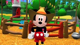 Mickey's Round Up
